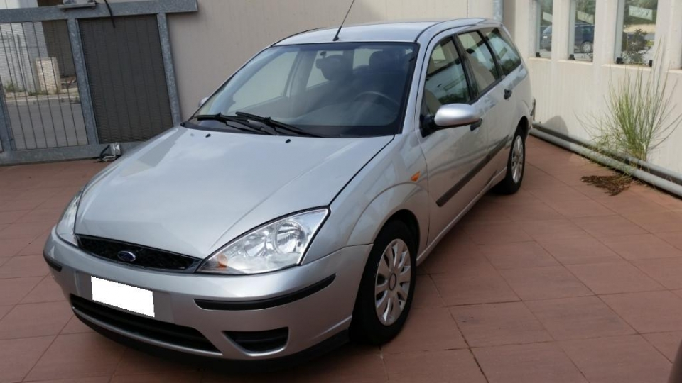 FORD FOCUS 1.8 TDCI 116CV CAT SW GHIA
