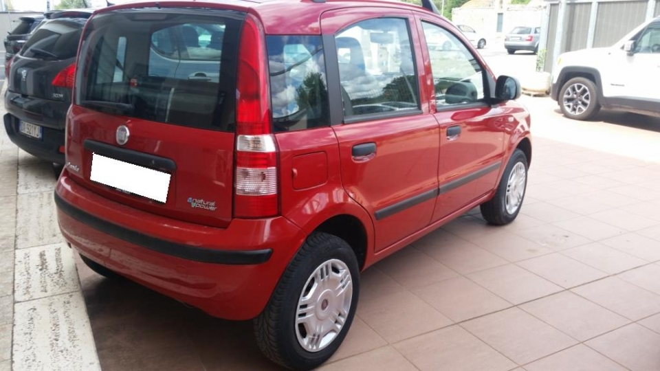 FIAT PANDA 1.4 DYNAMIC NAT. POWER 70CV E5