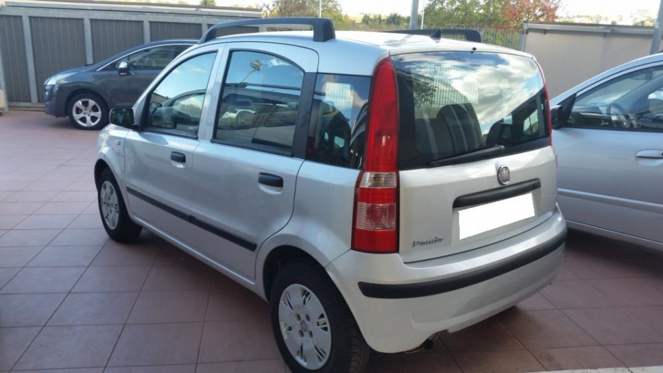 FIAT PANDA 1.2 60CV DYNAMIC CLASS E4