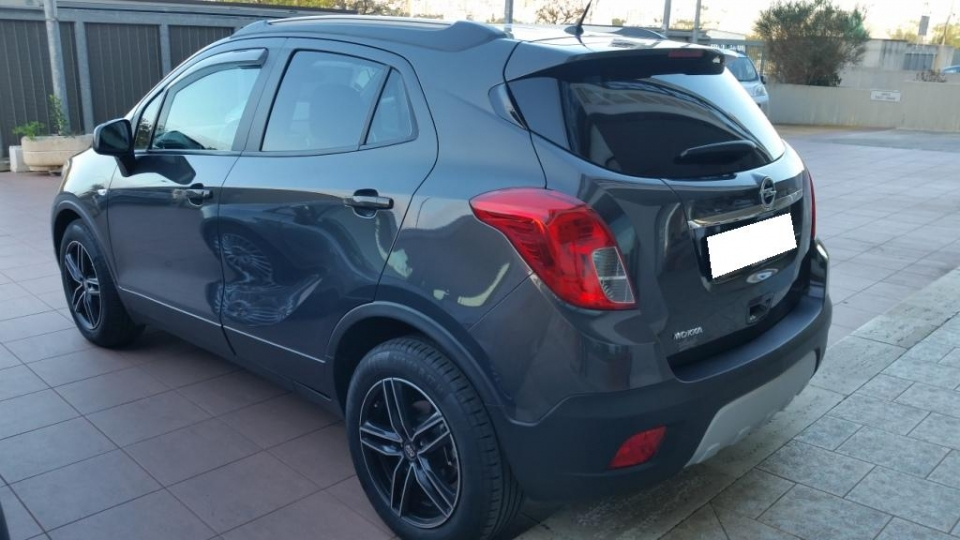 OPEL MOKKA 1.4 TURBO 140CV GPL TECH COSMO E6