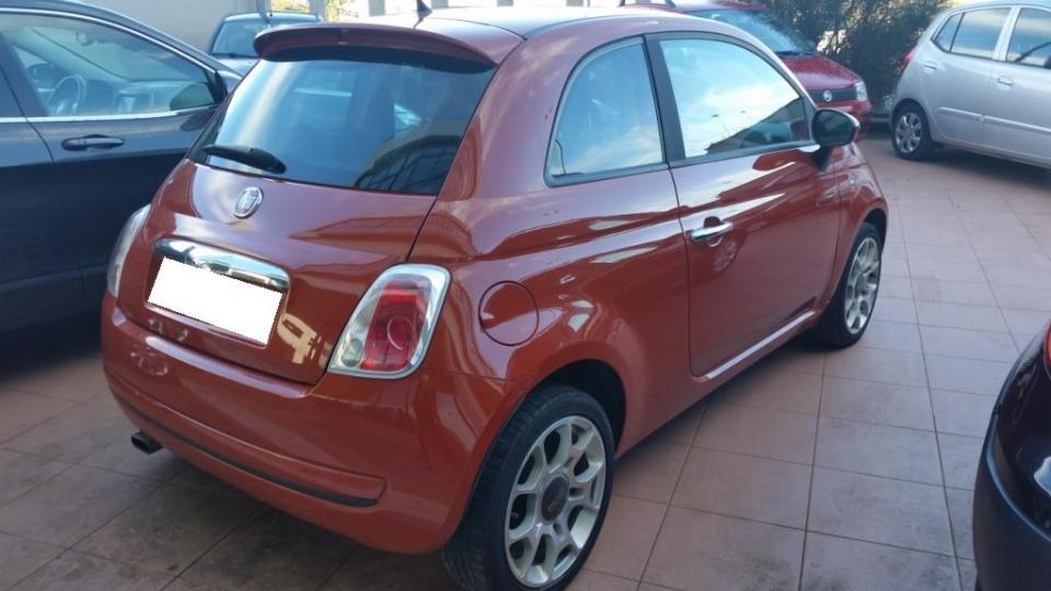 FIAT 500 1.2 69 CV SPORT E4