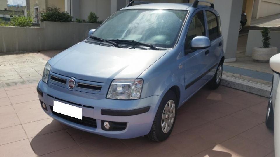 FIAT PANDA 1.2 69CV DYNAMIC CLASS GPL
