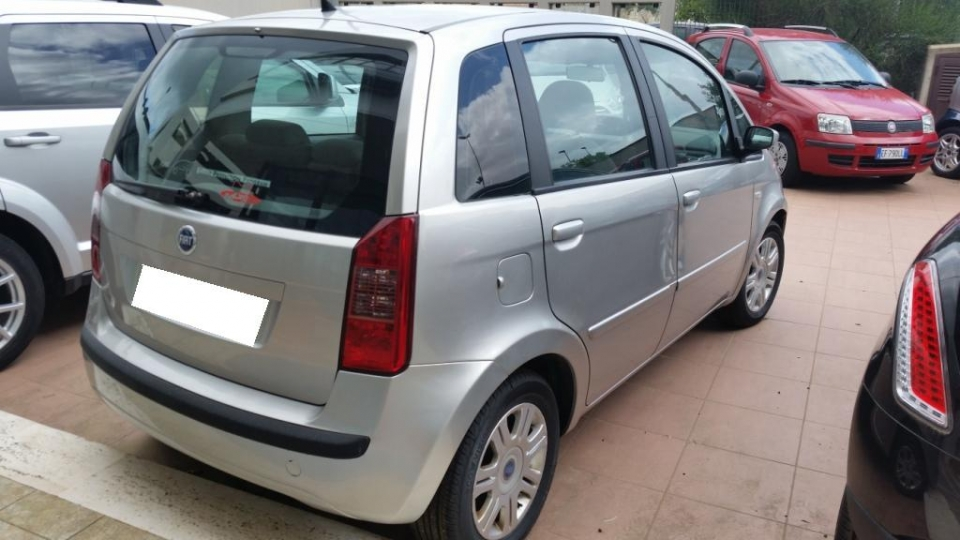 FIAT IDEA 1.3 MJ 70 CV EMOTION E4