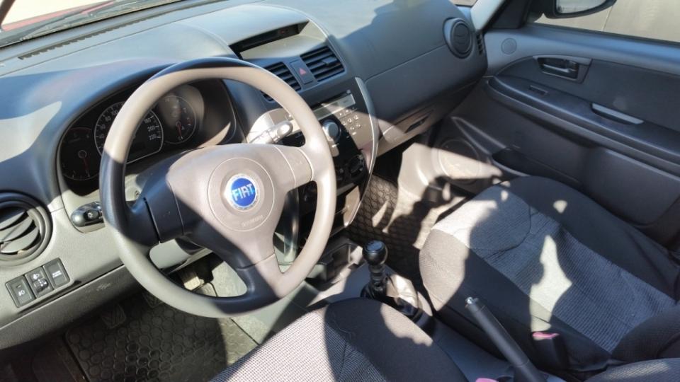 FIAT SEDICI 1.9 MJ 120 CV DYNAMIC 4X4 E4