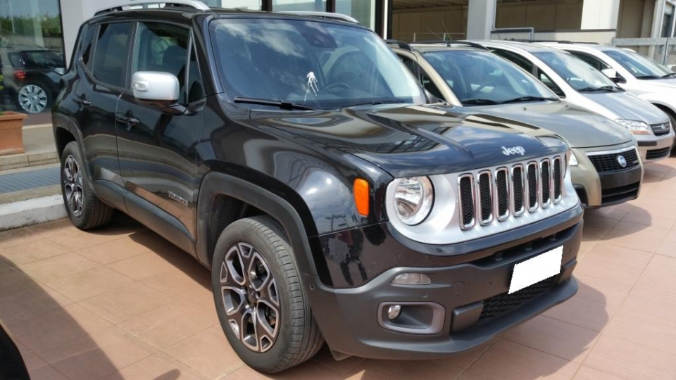 JEEP RENEGADE 2.0MJ 140CV 4X4 AT9  LIMITED